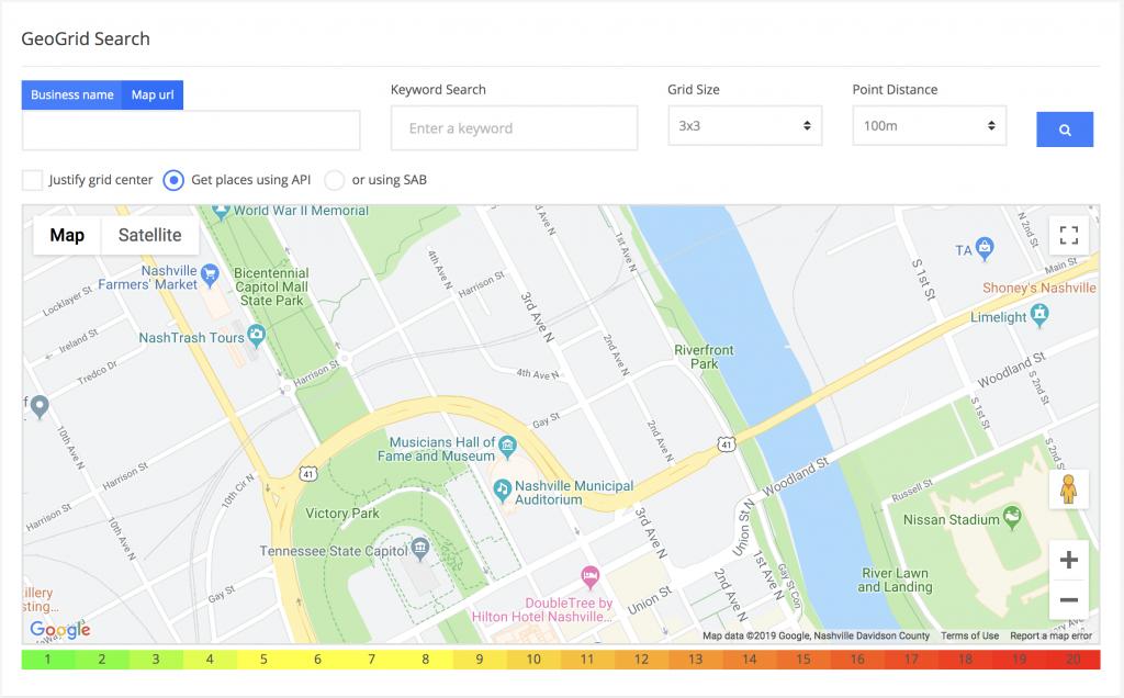 geogrid rank tracking image