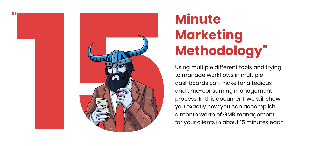"Case Study: Save Time and Money by Using our Local ""15 Minute Management Methodology"""